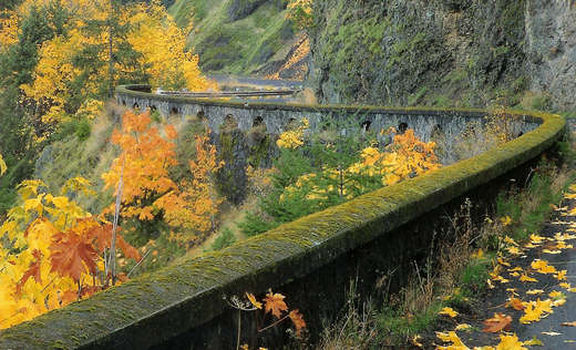 Columbia river scenic byway 284