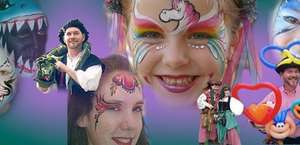 Magickal Entertainment And Face Painting