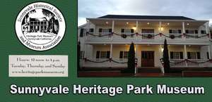 Sunnyvale Heritage Park Historical Museum