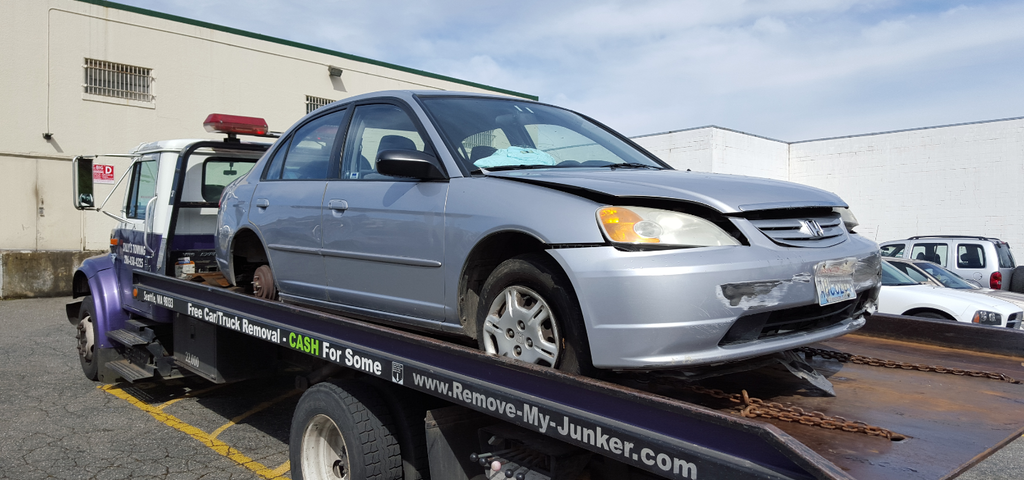 Billy\'s Towing Cash For Junk Cars Seattle 206 458 4225, Seattle ...