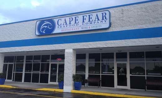Cape fear seafood company wilmington roadtrippers for Carolina fish fry wilmington nc