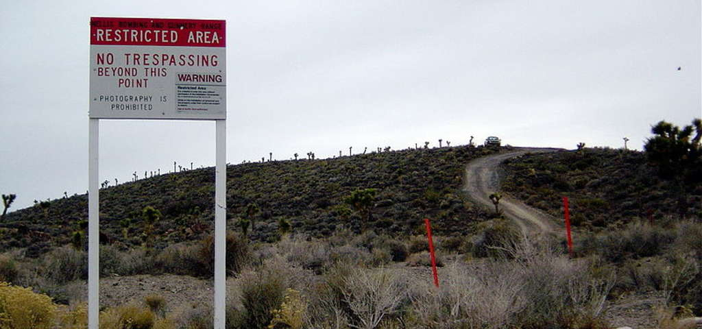 Image result for Illegal Tourist Attractions area 51