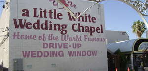 Little White Wedding Chapel