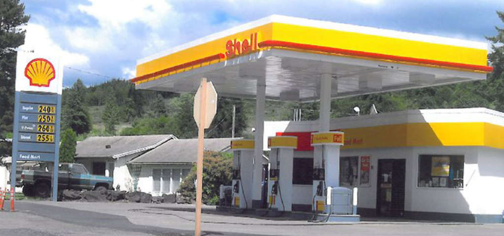 Shell Gas Station >> Shell Gas Station Parker Roadtrippers