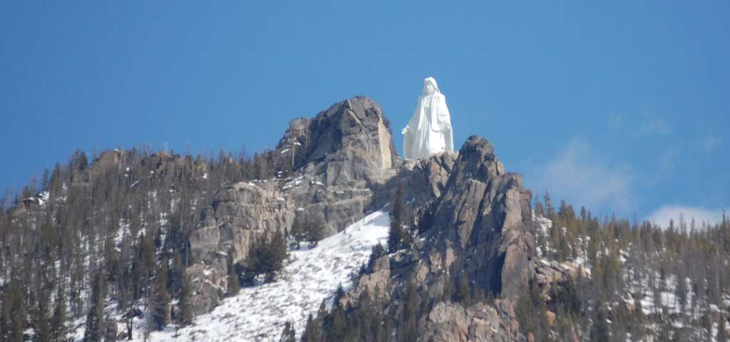Our Lady Of The Rockies Butte Roadtrippers