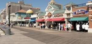 Atlantic City Oceanfront