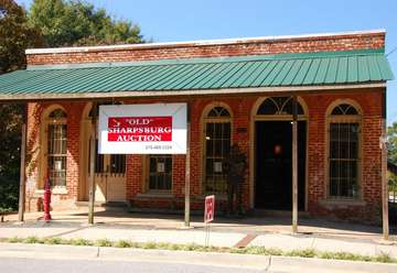 The Carriage Bar on The Walking Dead (filming location)