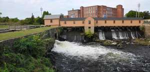 Lowell National Historical Park River Reach