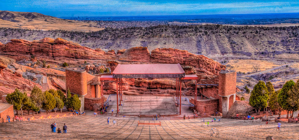 Red Rocks Park And Amphitheatre Morrison Roadtrippers