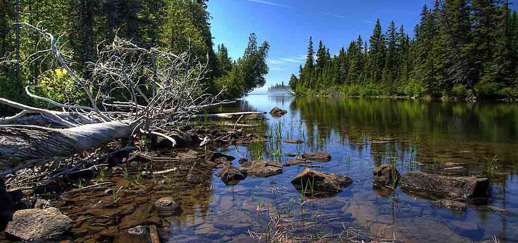 Isle Royale National Park Houghton Roadtrippers