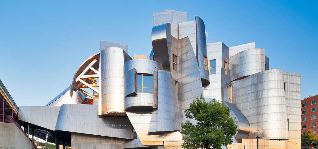 Image result for weisman art museum