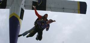 Mile-Hi Skydiving Center