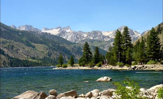 Twin Lakes Campground Bridgeport Roadtrippers