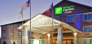 Holiday Inn Express Hotel & Suites Fort Worth-West