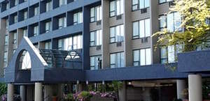 Quality Hotel Downtown Vancouver