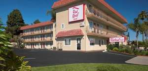 Red Roof Inn San Diego-Pacific Beach/SeaWorld Area