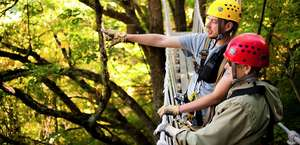 Asheville Treetops Adventures
