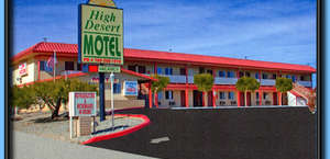 High Desert Motel Joshua Tree National Park