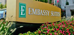The New Embassy Suites