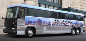 The Luxor Party Bus