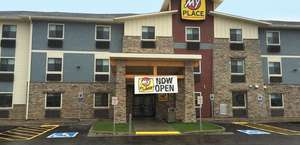 My Place Hotel Rock Springs, Wyoming