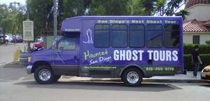 Haunted San Diego Tours