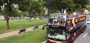 Big Bus Tours Washington Dc