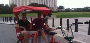Capital City Chariots - Pedicab Tours