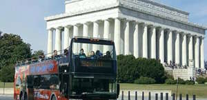 DC Trails Sightseeing Tours in Washington DC