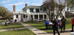 Sam Bell Maxey House State Historic Site