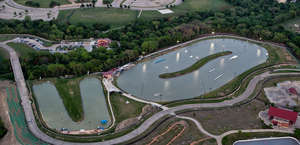 Hydrous Wake Park At Allen Station