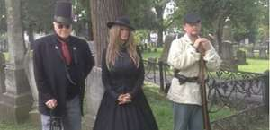 Ghost Tours Of Old Town Winchester Va