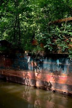 Abandoned Ghost Ship Petersburg Roadtrippers