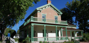 Brigham Young Winter Home And Office