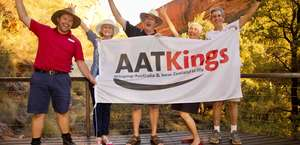 AAT Kings Short Breaks (Red Centre)