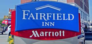 Fairfield Inn Houston I-10 West