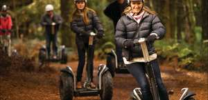 Hollybank Forest Adventure Segway Tours