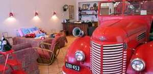 The Fire Station Inn - Fire Engine Suite