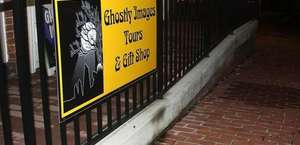 Ghostly Images Of Gettysburg Ghost Tours