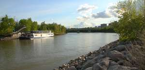 The Edmonton Queen Riverboat