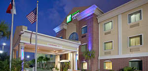 Holiday Inn Express Hotel and Suites Houston Medical Center