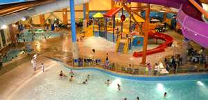 The Reef Indoor Water Park