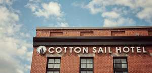 Cotton Sail Hotel Savannah Riverfront