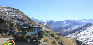 Off Road 4x4 Queenstown Skippers Canyon Tour
