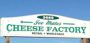 Joe Matos Cheese Factory