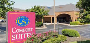 Comfort Suites Outlet Center