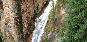 East Vail Waterfall