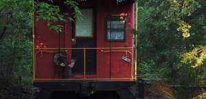 Livingston Junction Cabooses And Cabins