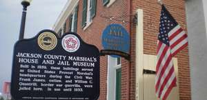 1859 Jail and Marshal's Home