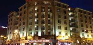 Hampton Inn & Suites Memphis at Beale Street